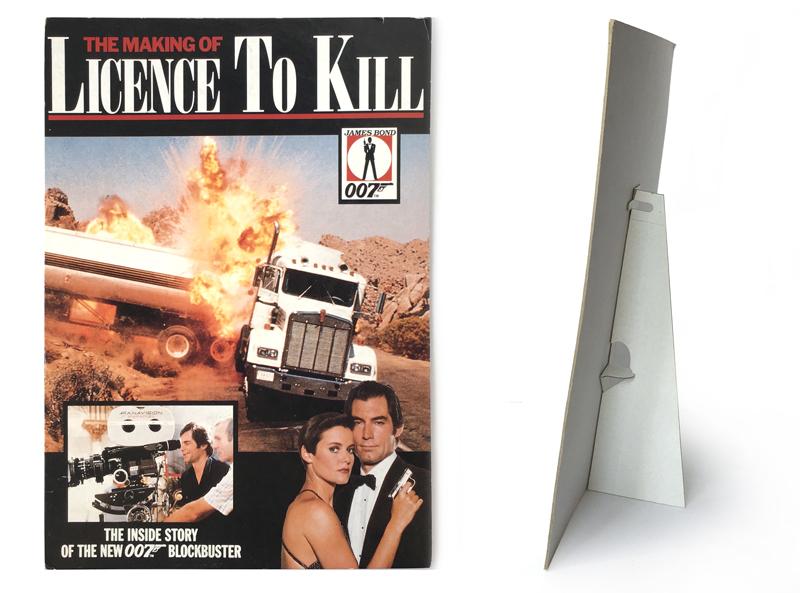 James Bond 007 Standees Displays Shop Stands